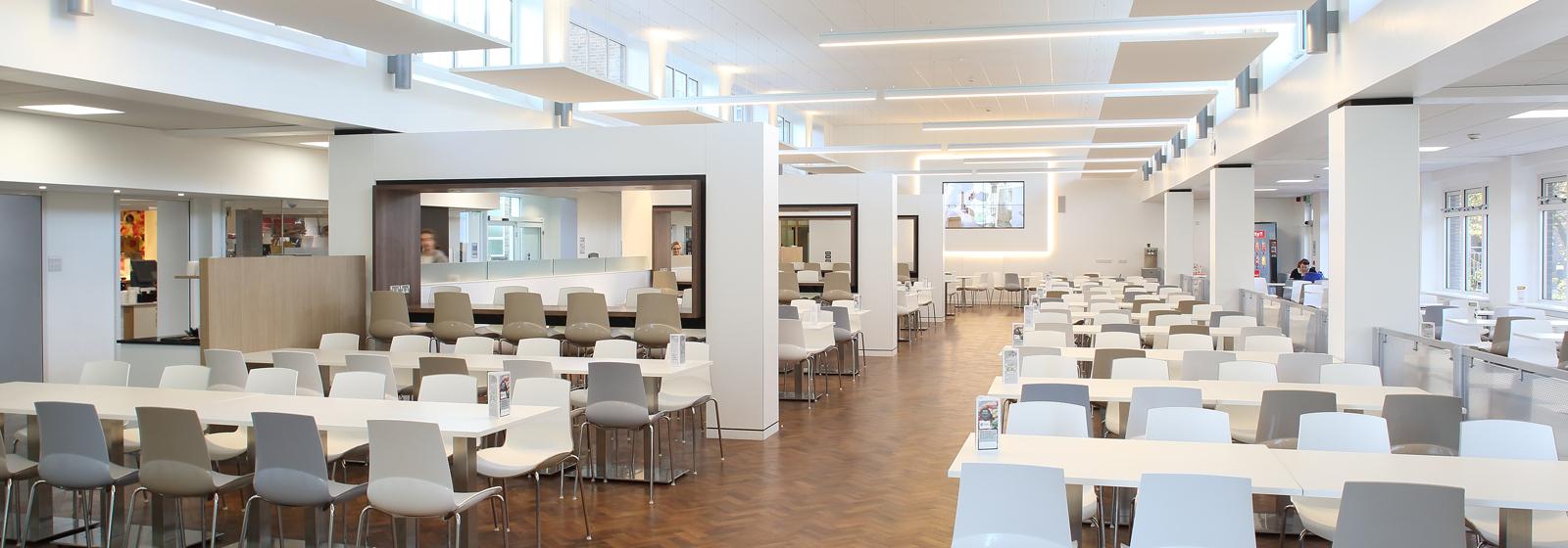 University of Worcester – Restaurant