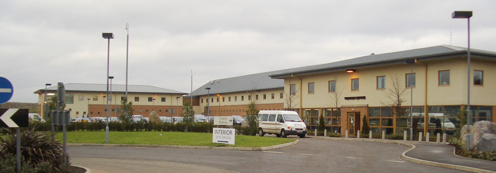 Hearing Centre – Yarl's Wood Immigration Removal Centre