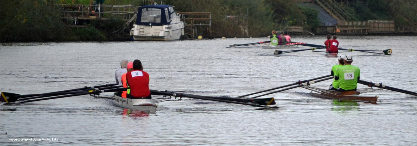 Upton Water Sports Lake