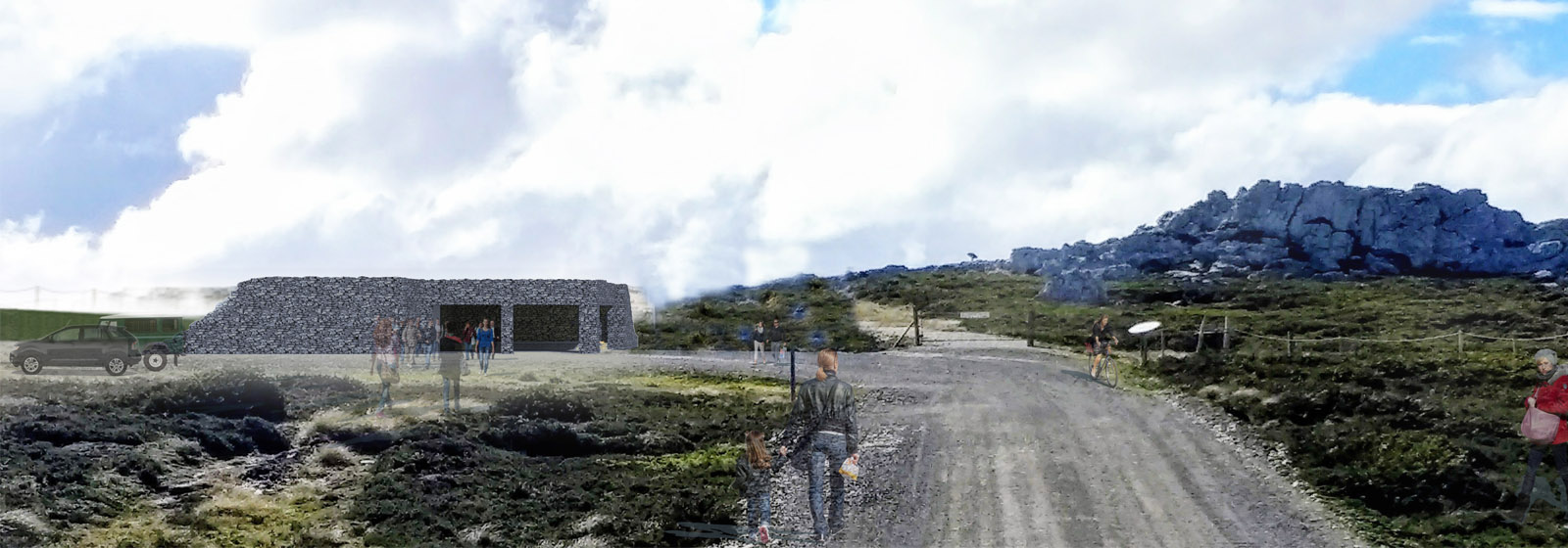 Tourist Shelter and Welfare Facilities - Gypsy Cove