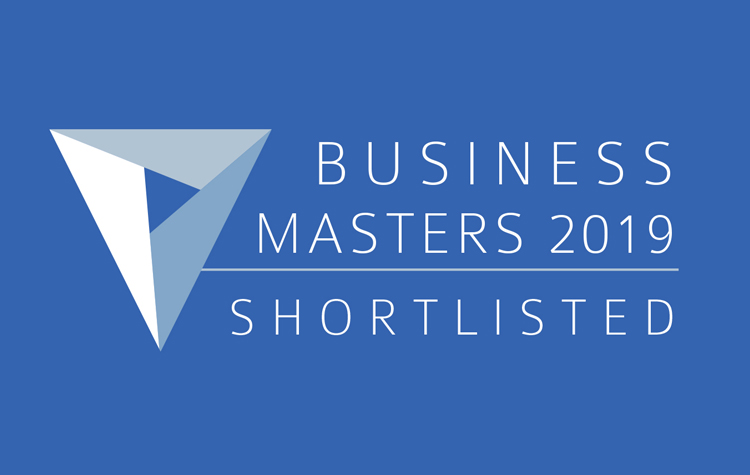 Business Masters 2019 Shortlisted