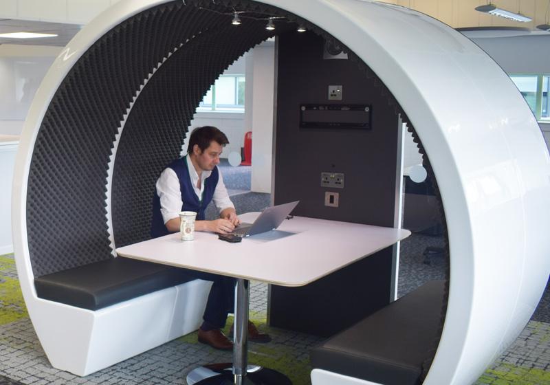 5G BetaDen Office