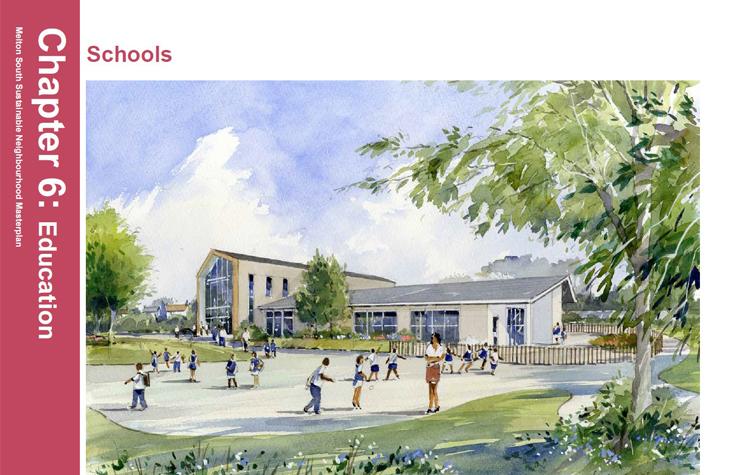 Schools - masterplan