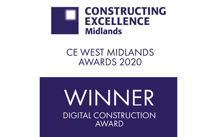 Digital Construction award - Constructing Excellence