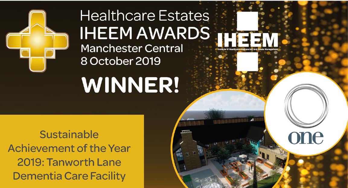Healthcare Estates winner