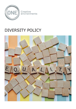 Diversity Policy - Front Page