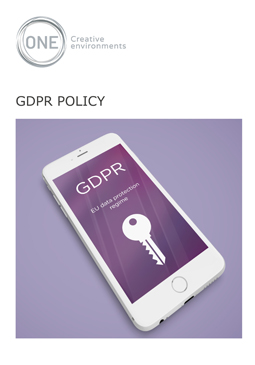 GDPR - Front Page