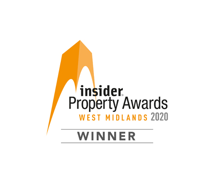 West Midlands Property awards winner