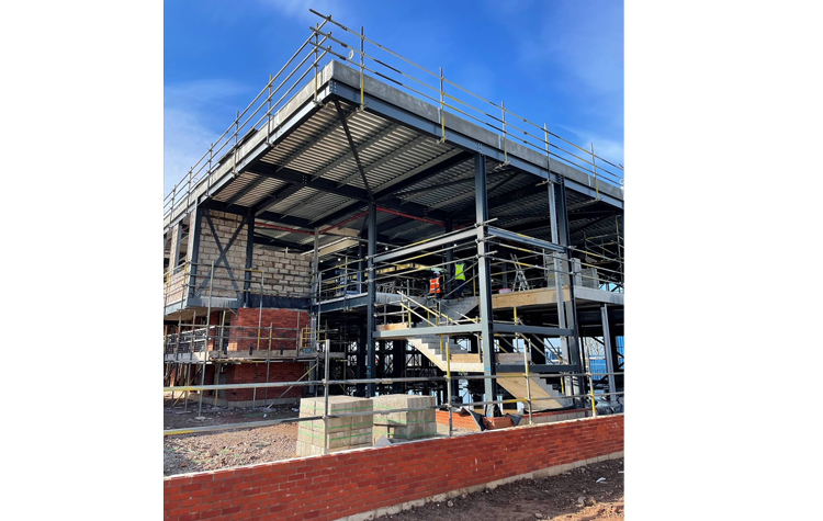 Coundon Court School -architecture and engineering