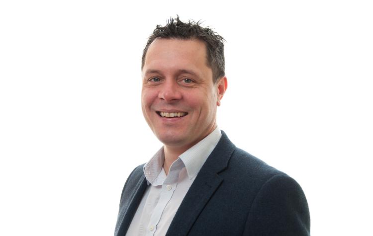 Gavin Vickers - Technical Director (Civil Engineering)